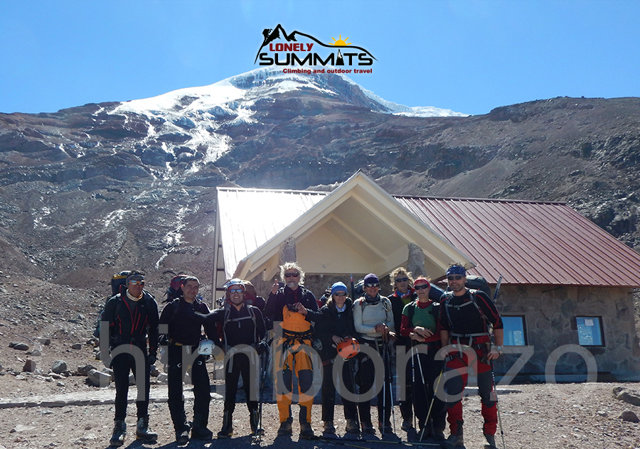 Climbing Cotopaxi (19,342ft/5 897m) and Chimborazo (20,697ft